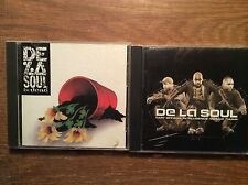 De La Soul [2 CD Alben] is Dead + Art Official Intelligence MOSAIC THUMP