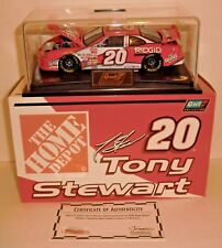 Tony Stewart #20 Home Depot 2000 1/24 Revell Collection Grand Prix Stock Car.