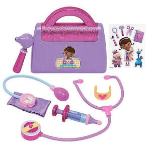 Disney Doc McStuffins Doctor's Medical Bag Playset - 7 piece set