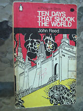 Penguin Book 2433 Ten Days That Shook The World 1966 Lenin Bolsheviks 1917 USSR