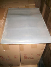 """(100) 14"""" x 19"""" Newspaper Size Sleeve Poly Bags, 2 packs of 50"""