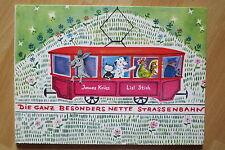 Die ganz besonders nette Strassenbahn , Krüss/ Stich 1965 Kinderbuch
