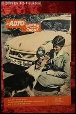 AMS Auto Motor Sport 15/57 VW Judson Ventilateur turbinenauto
