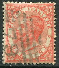 Italy # 33 Fine Used Issue - King Victor Emmanuel Ii - S5650