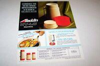 Vintage Aladdin Hy-Lo Thermos -  ad sheet #0055