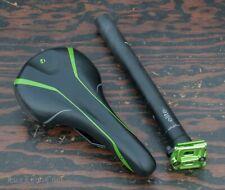 New listing Bontrager Evoke 2 Seat 31.6mm Rhythm Elite SeatPost Trek Session Bicycle DH Bike