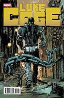 LUKE CAGE #1 NEAL ADAMS VARIANT POWER MAN MARVEL COMICS HOT NETFLIX