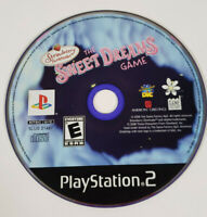 Strawberry Shortcake Sweet Dreams Game (PlayStation 2, PS2) - Disc Only, Tested