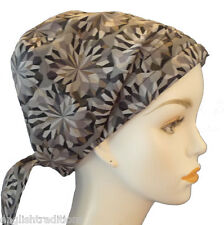 Cancer Chemo Hat Hair loss Alopecia Cotton Scarves Turban Bad Hair Day Head Wrap