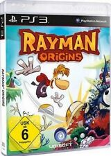 Playstation 3 rayman origins * allemand * excellent état