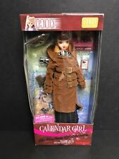 JENNY Calendar Girl TAKARA The Uniform of History Japan doll Hat, Glasses, Coat