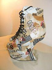 Bertinni Platform Shoes Womens Size 7 US