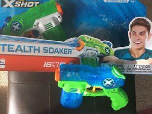 Zuru X-Shot Stealth Soaker