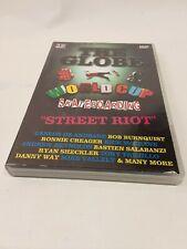 Street Riot The Globe World Cup Skateboarding DVD
