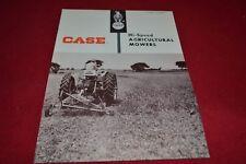 Case Tractor E-10 T-10 Dealer's Brochure YABE14
