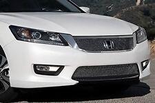 2013-2015 Honda Accord Sedan Fine Mesh Grille - Stainless - E&G 1110-0102-13