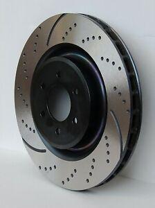 Disc Brake Rotor-SE Front EBC Brake GD7380