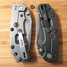 Zero Tolerance ZT0550 566 ZT Knife Titanium Lock Bar Stabilizer Washer - BRONZE