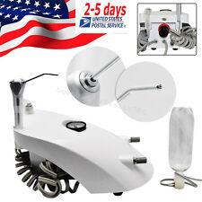 USA Ship Dental Portable Air Turbine Unit+ Triple Syring 2Hole fit Compressor CE