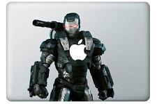 "Iron Man War Machine African American Sticker Decal Macbook Air/Pro/Retina 13"""