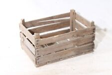 Beautiful Large Old Wooden Box Deco Old Vintage Box Wood