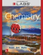 Connect With Learnsmart Labs Access Card For Introduction To Chemistry