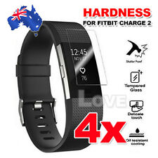 4X For Fitbit Charge 2 Compact TPU Hardness LCD Screen Protector Real Films