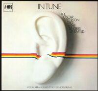 OSCAR PETERSON TRIO + THE SINGERS UNLIMITED - IN TUNE   CD NEU