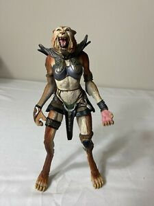 Zynda Figure, Stan Winston Creatures, Realm Of The Claw
