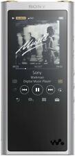 SONY Walkman microSD Silver ZX Series 64GB NW-ZX300 Bluetooth NW-ZX300 S Japan