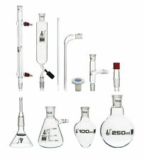 Eisco Labs Organic Chemistry And Distillation 9 Piece Set