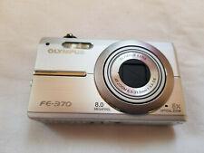 Olympus Camera   FE-370 in Good condition