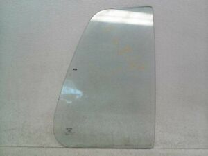 Passenger Rear Stationary Vent Glass for 93-99 Volkswagen Jetta