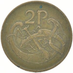 1988 2P COIN EIRE / IRELAND      #WT16679