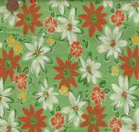 Feed Sacks 30s repro red blue yellow flowers floral Windham fabric
