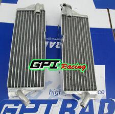 FOR HUSQVARNA TC250 TE250 TE450/510 TC450/510 2003-2009 ALUMINUM  RADIATOR