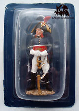 Figurine Empire Maréchaux Hachette Général Delmas Officier Napoléon Lead Soldier