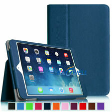 """For iPad 2 3 4 9.7"""" Smart Leather Ultra Slim Magnetic Protective Flip Case Cover"""