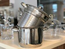 Topf Spaghetti Nudeltopf Nudel Gemüsetopf Pastatopf Induktion Edelstahl