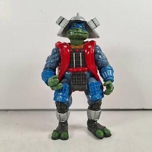 Playmates 1992 Teenage Mutant Ninja Turtles TMNT Movie III 3 Leo Leonardo Figure