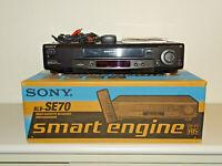 Sony SLV-SE70 VHS-Videorecorder in OVP w.NEU, FB&BDA, 2 Jahre Garantie