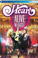 Heart - Alive in Seattle [DVD] [NTSC] [2017] [DVD][Region 2]