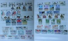 GB Stamps 1982-1983 – 15 Used Commemorative Sets (61 Stamps)