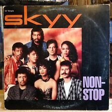 "[SOUL/FUNK/JAZZ]~EXC 12""~SKYY~Non-Stop~[Main~Remix~Dub]~Tell Her You Care~[1986]"