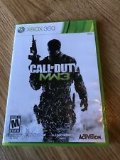 Call of Duty: Modern Warfare 3 (Microsoft Xbox 360, 2011) Works Great Game VC1