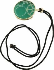 Steampunk Monocle Victorian Costume Eyepiece Elope Gold Green