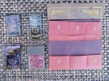 C Schleicher's Needles Case, W.G.Dickey's Needle Book Sewing Accessories Vintage