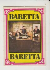 Monty Gum trading card 1978 TV Series: Baretta #22