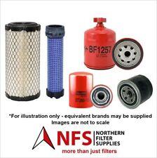 Bobcat E08, E10, E14, E16 Filter Service Kit (Oil, Fuel, Air, Hydraulic Filters)