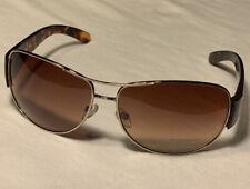 Designer Style Aviator Sunglasses Gold And Tortoise Shell Frames 555 Turnpike